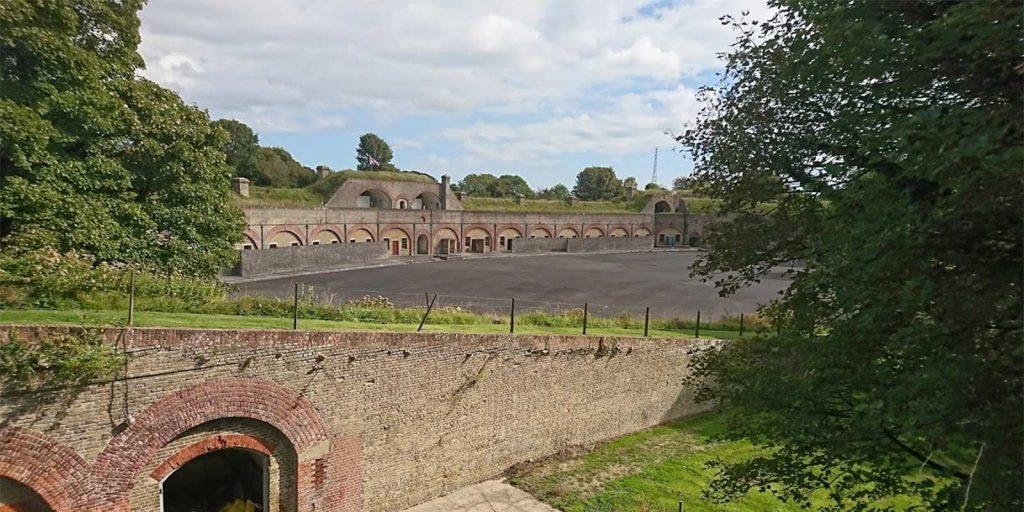 Fort Burgoyne Dover