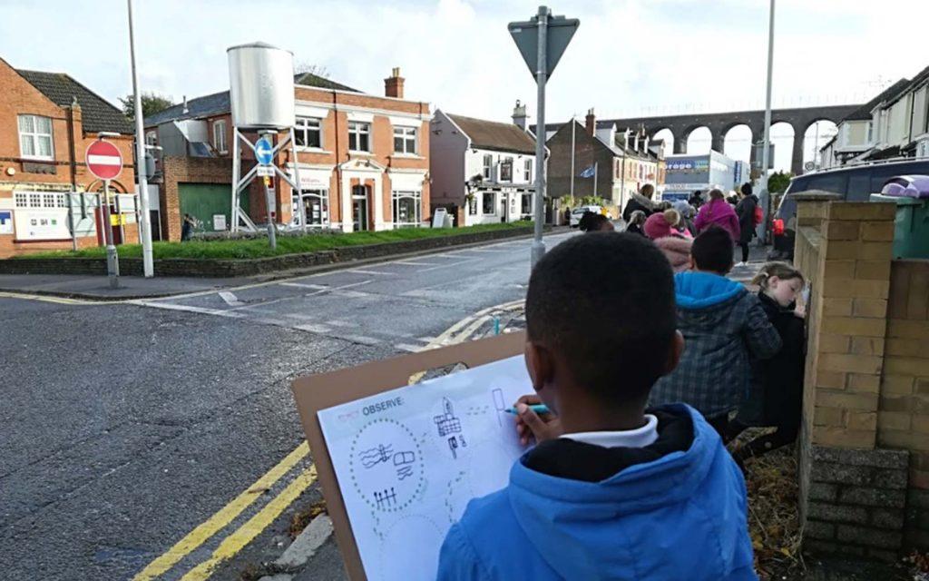 pioneering places folkestone little architect