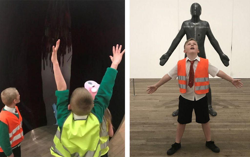 Tate Modern young arts and heritage leaders freedom of expression pioneering places ramsgate