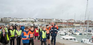 Ramsgate young arts and heritage leaders royal harbour