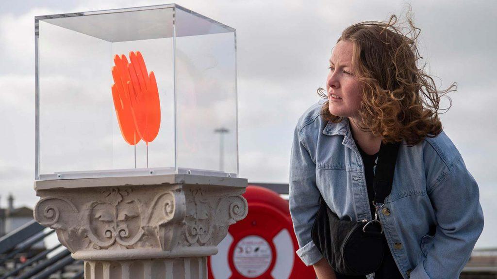 Creative Folkestone plinth project
